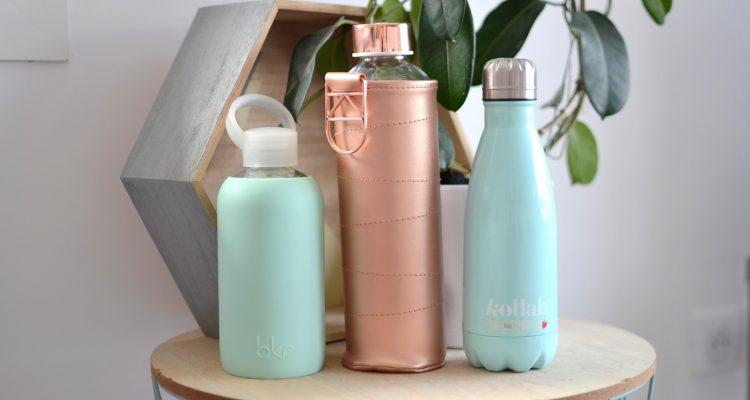 Pourquoi acheter une bouteille d'eau écologique ?
