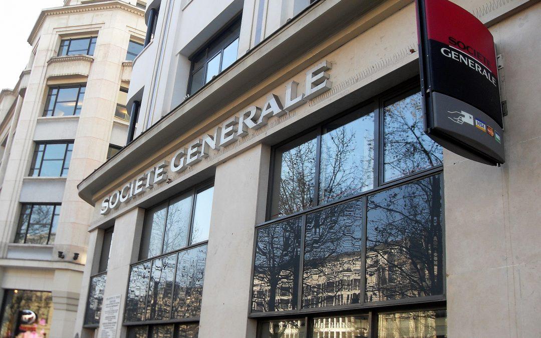 La Société Générale va permettre au personnel de travailler à domicile trois jours par semaine après la crise